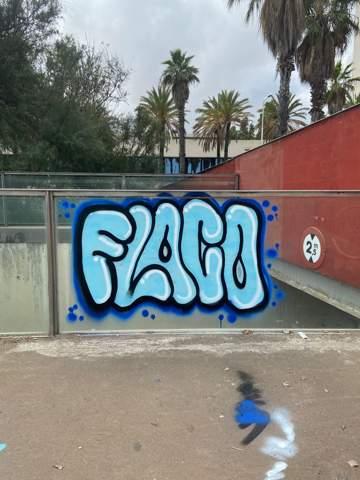 Meinungen zu meinem aller ersten Graffiti ( throw up )?