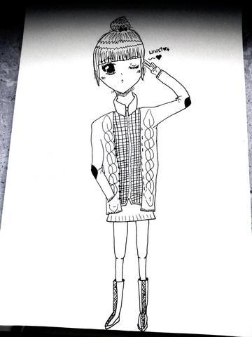 Wink~ - (Anime, Manga, Kunst)