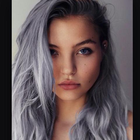 Bild 5 - (Haare, Färben, Silber)