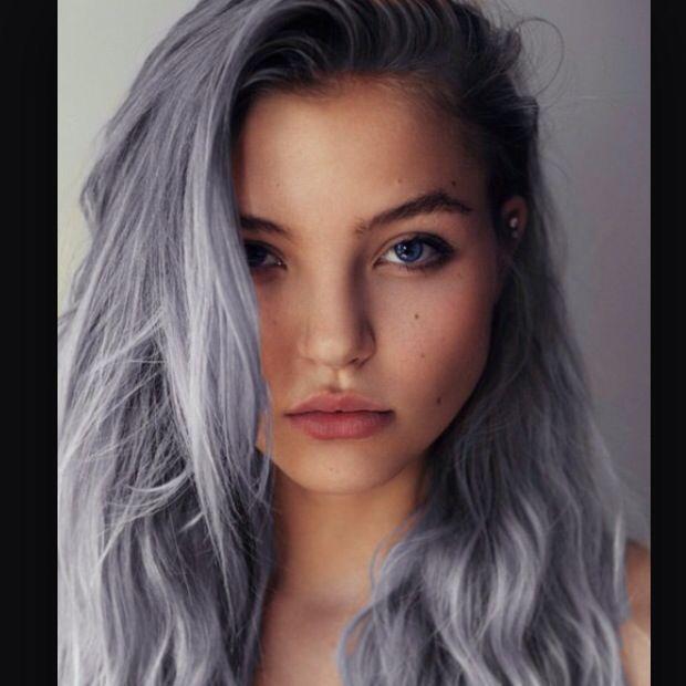 meinungen zum haare f rben grau silber silbergrau