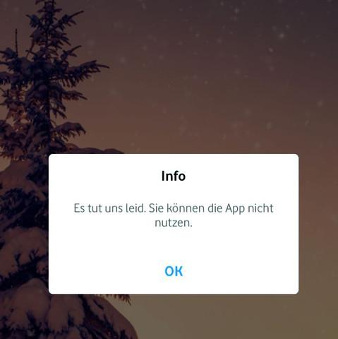 hier die info - (Handy, iPhone, App)