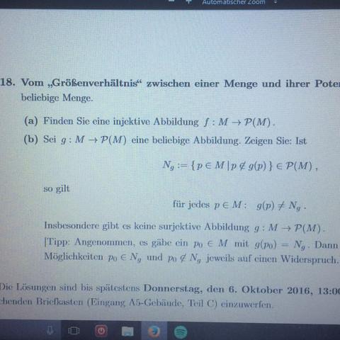Anhang - (Mathematik, Universität, Analysis.)