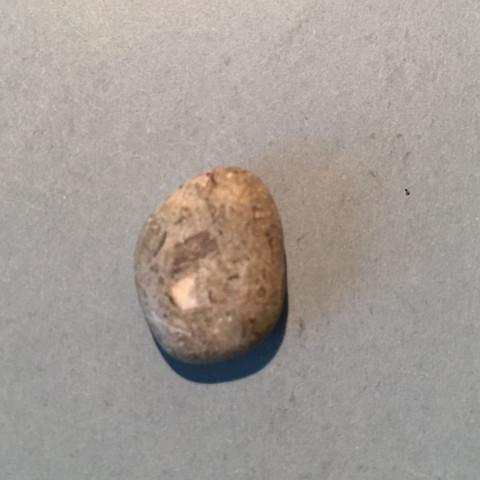 Rückseite  - (Menschen, Natur, Steine)