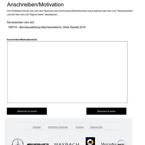 das bild wo ich nicht weiter komme geld ausbildung bewerbung - Mercedes Benz Bewerbung