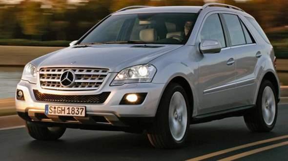 Mercedes Geländewagen oder Kombi?