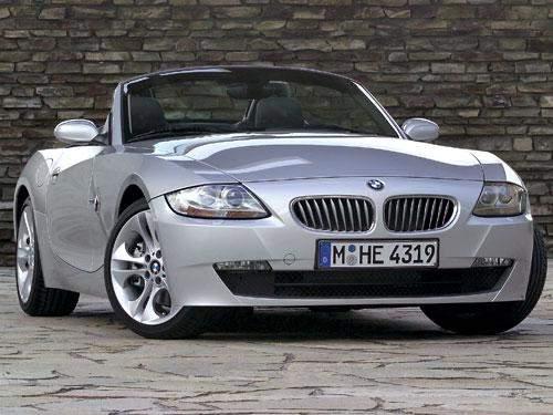 Mercedes SLK oder BMW Z4?