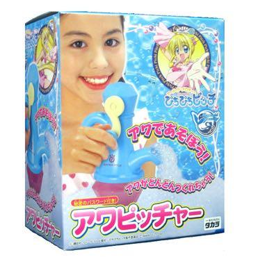 Mermaid melody pitchi pitchi pitch merchandise?