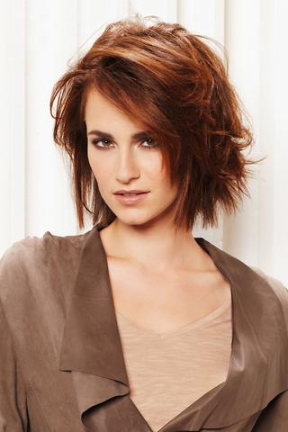 Frisuren Dicke Haare Schulterlang Modische Frisuren Für Sie Foto Blog