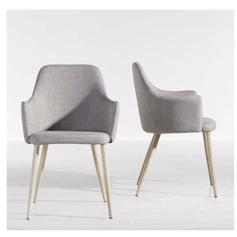 metall in holzoptik lackieren lack stuhl esszimmer. Black Bedroom Furniture Sets. Home Design Ideas