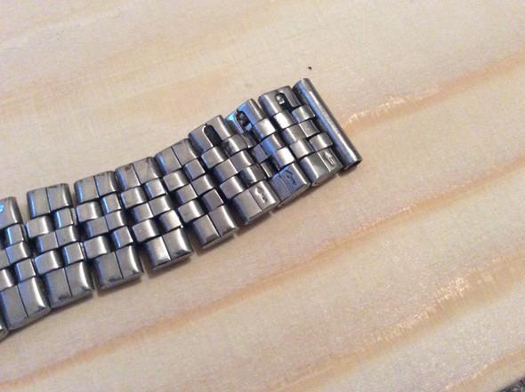 Armband - (Uhr, Metall, Armband)