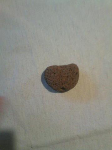 Meteorit? - (Steine, Meteorit, Bernstein)