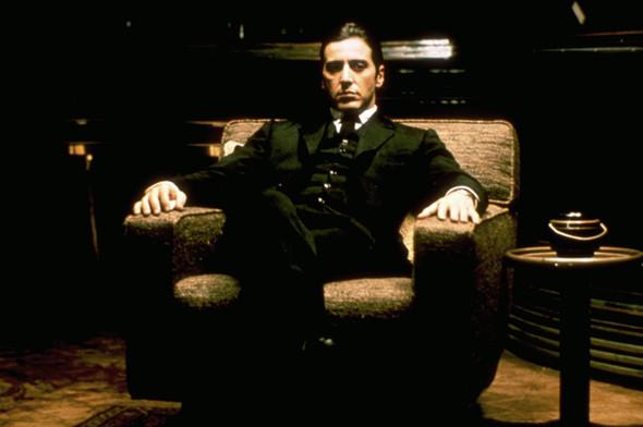 Wie heißt der Anzug den Michael Corleone, Al Pacino trägt?