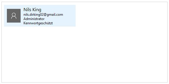Das will ich weghaben :D - (Microsoft, Konto löschen, lokales Konto)