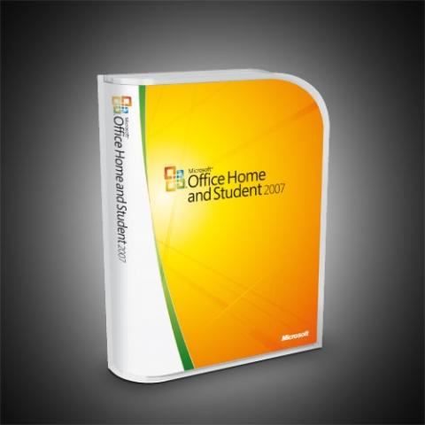 Microsoft Office XP Home and Student 2007 - (Computer, Programm, Software)