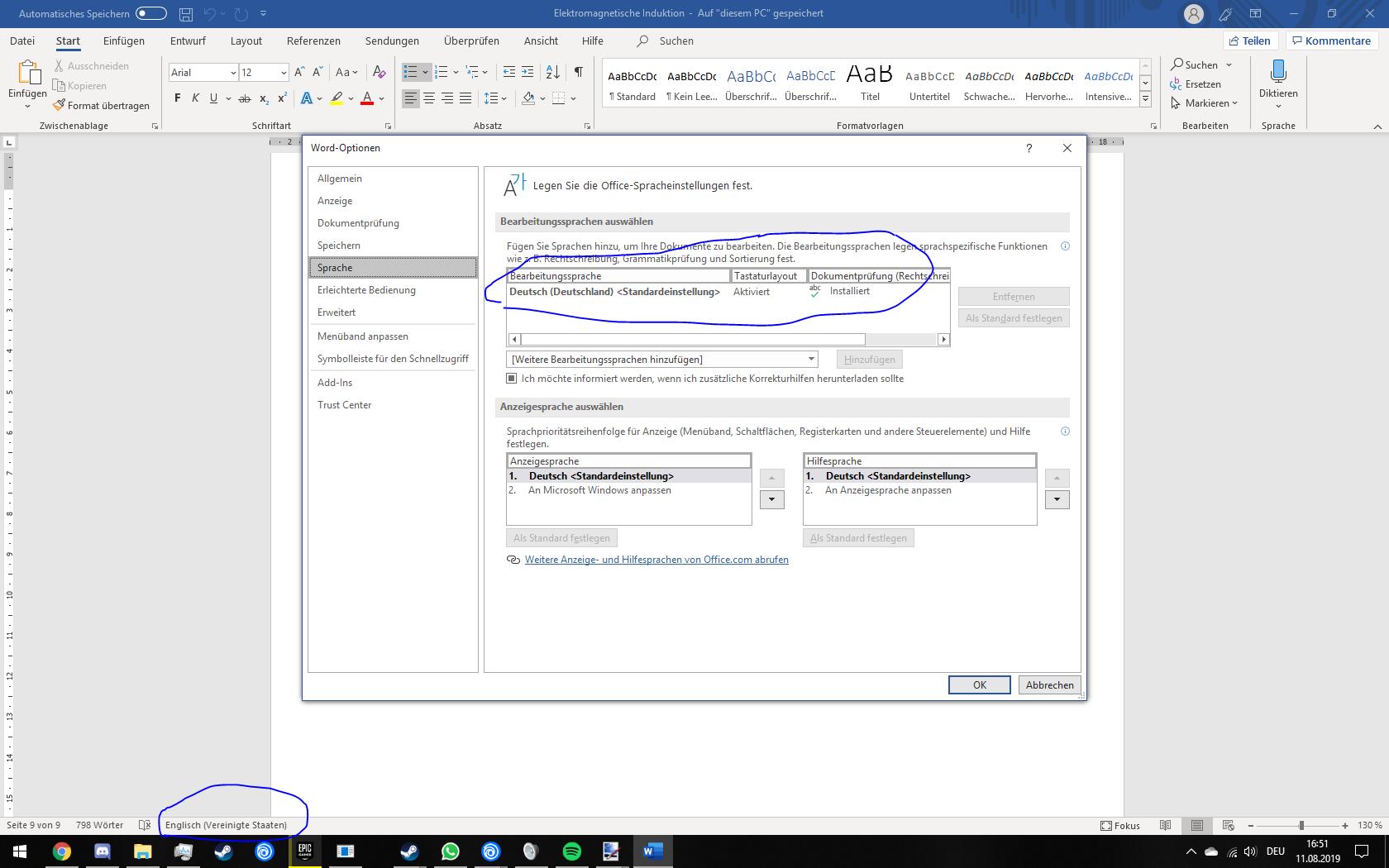 Anrufe Von Microsoft Auf Englisch