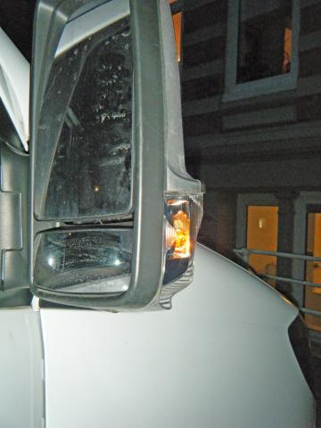 Rückspiegel - (Auto, Recht, Kaution einbehalten)
