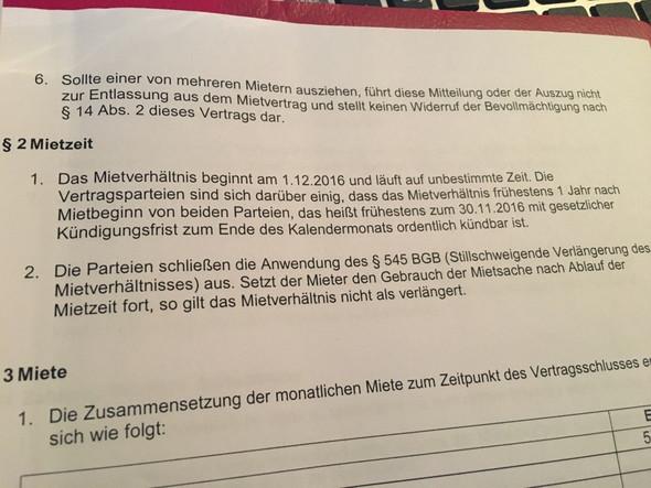 Mietklausel Ungültig Durch Schreibfehler Mietrecht Jura