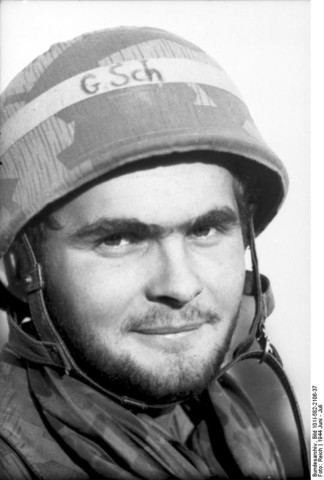 Der Fallschirmjäger - (Geschichte, Deutschland, Krieg)