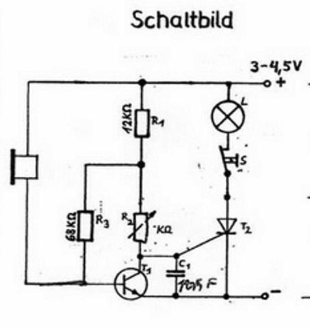 schaltplan - (Schule, Technik, Elektronik)