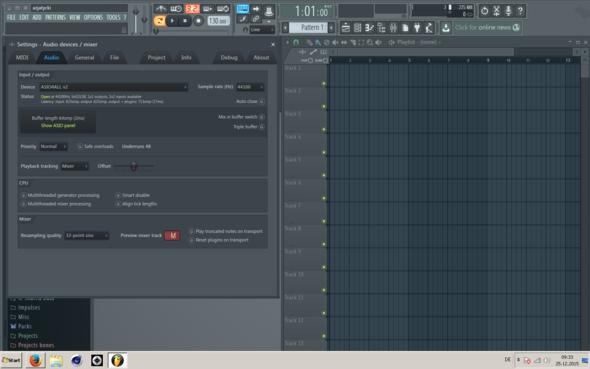 Bild 1 - (Musik, Mikrofon, FL Studio)