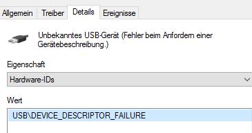 Hardware/Geräte-ID - (PC, Fehlermeldung, Windows 10)