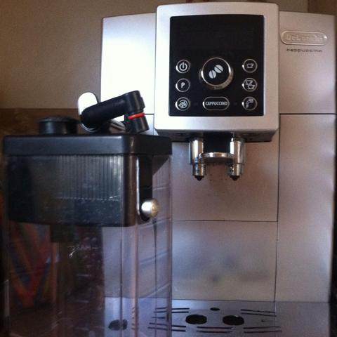Das ist die Kaffeemaschine - (basteln, bauen, Kaffee)