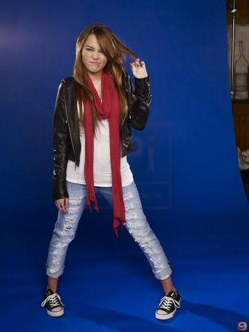 ripped jeans 3/4 woher? - (Style, Miley Cyrus)