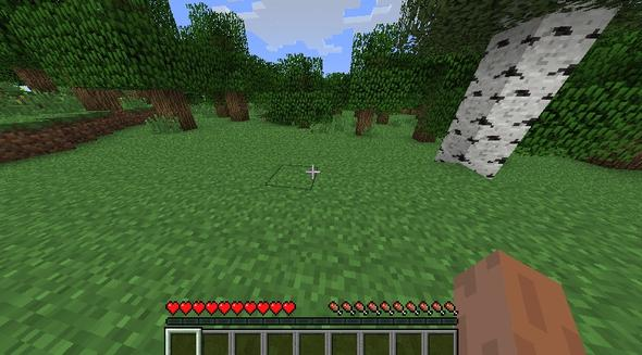 So sieht es jetzt aus - (Spiele, Minecraft)