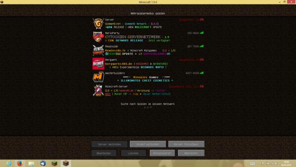 Minecraft BungeeCord Kann Nicht Auf Alle Server Zugreifen - Minecraft bungeecord server erstellen
