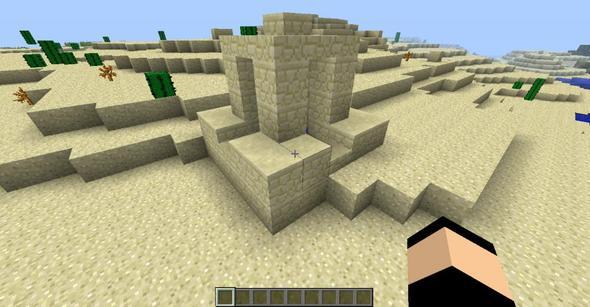 Bild 3 - (Minecraft, herobrine)