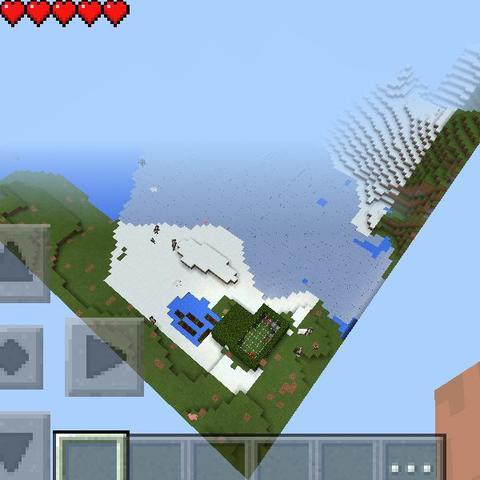 So sieht es aus - (Minecraft, Welt, sterben)