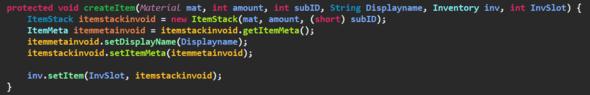 Versuch 2 - (Minecraft, programmieren, Java)