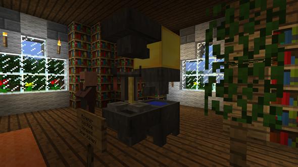 Alchemiemaschine - (Minecraft, Plugin, Alchemiemaschine)