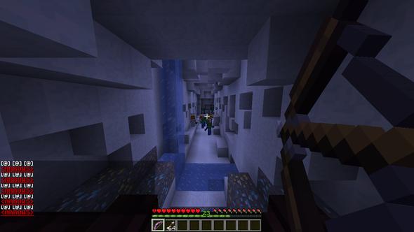 So sollte es sein: Meine Tower-Defense Map - (Games, Minecraft, Bilder)