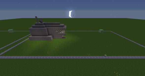 Transporter - (Minecraft, Animation, Transporter)