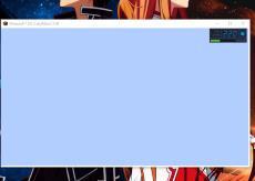Linker Rahmen fehlt und daduch habe ich Black/Blue screen - (Minecraft, Bug, LabyMod)