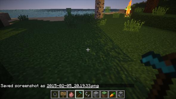 keine neuen shader werden generiert - (Minecraft, Bug, shader)