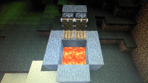 Minecarft Falle - (Minecraft, falle)