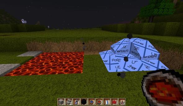 Lava ohne Patcher die ebenfalls den Patcher von mir verlangt - (Minecraft, Wasser, Texture-Pack)