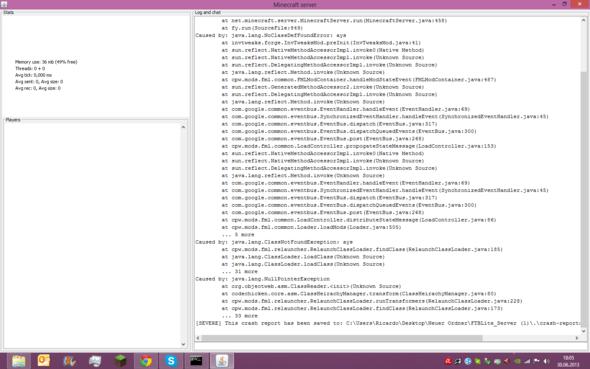 Screenshot von der fehlermeldung - (Computer, Spiele, Games)