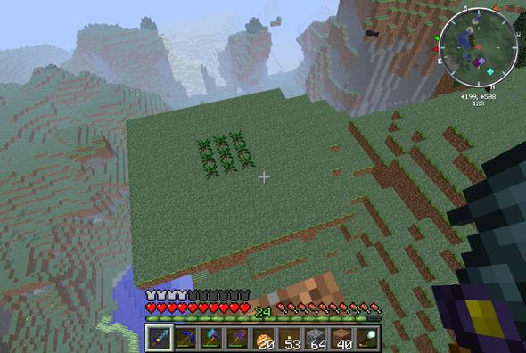 So sieht es aus - (Minecraft, FTB, Rubberbaum)