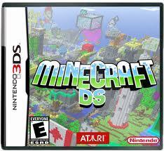 Minecraft Für DS Aber Wo Spiele Games Ds - Spiele es minecraft