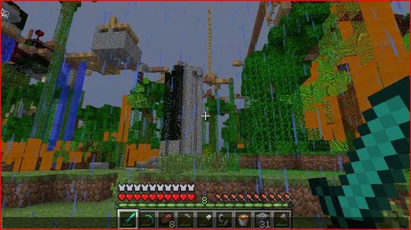 Minecraft Grafik Fehler Sowie Abbruch Des Ganzen Spiels HILFE - Minecraft computerspiele