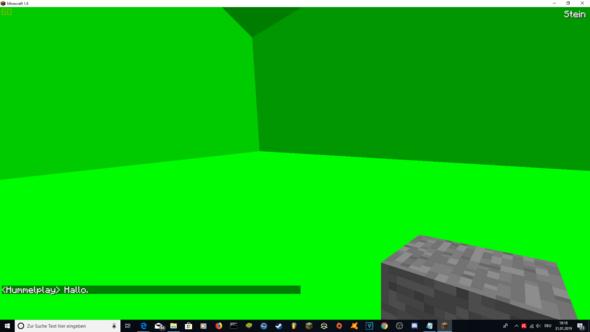 - (Minecraft, Mods, inventarleiste)