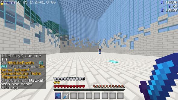 vor dem bildschirm so - (PC, Minecraft, Bildsch)