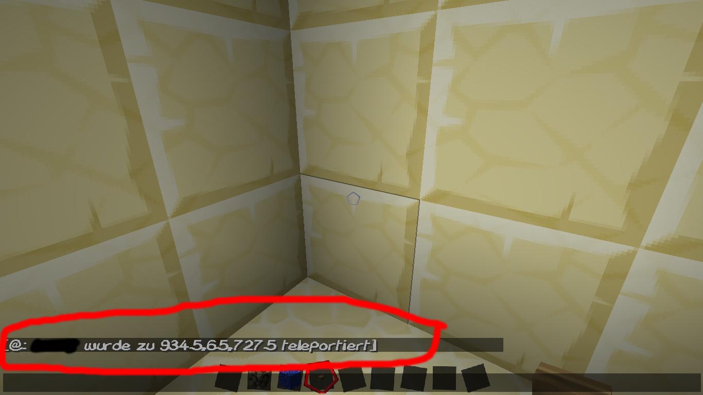 Minecraft Kommandoblöcke Nachricht verstecken (Computerspiele ...