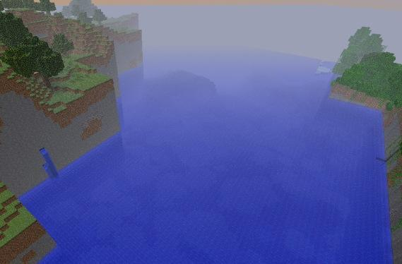 Minecraft - (Minecraft, Error, Map)