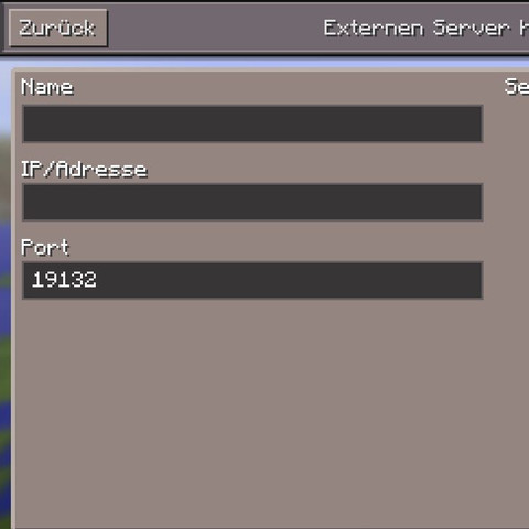 Minecraft PE Survival Server Internet Handy Games - Minecraft pe server erstellen am handy