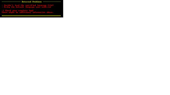 Paintball Consolen Error - (Computer, Games, Minecraft)