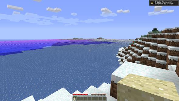 Bild - (Minecraft, weiss, pink)
